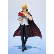 Sanji Whole Cake Island (One Piece) SH Figuarts Bandai Action Figure