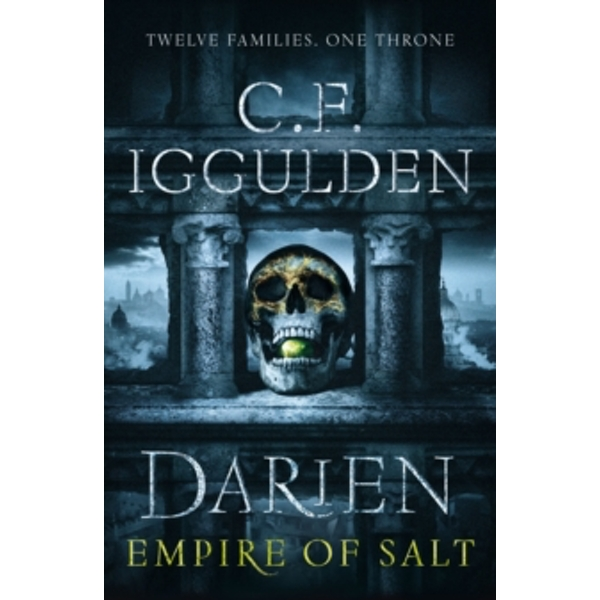 Darien: Empire of Salt Book I For fans of Joe Abercrombie Paperback