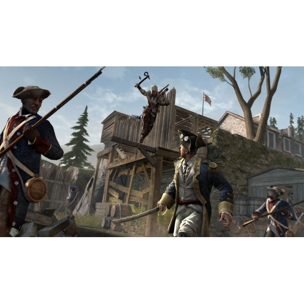 Assassin's Creed III 3 (Classics) Xbox 360 Game - Image 2
