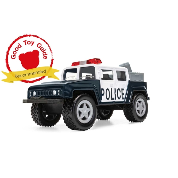 Off Road Police SWAT Chunkies Corgi Diecast Toy