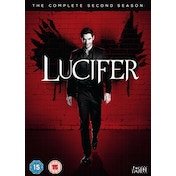 Lucifer: The Complete Second Season DVD
