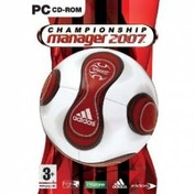 Championship Manager 2007 Game PC