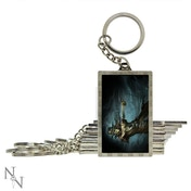 Gunslinger (Pack of 10) 3D Keyring