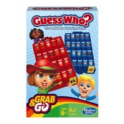 Guess Who Grab and Go Travel Game