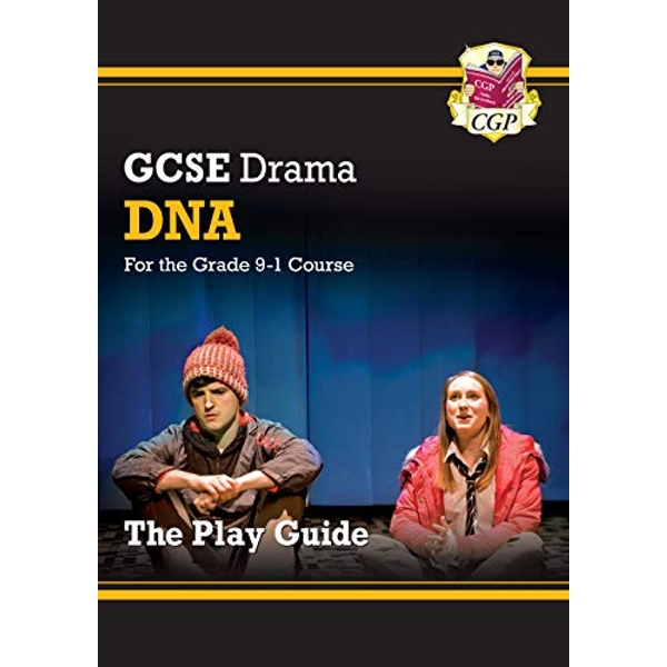 New Grade 9-1 GCSE Drama Play Guide - DNA  Paperback / softback 2018