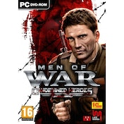 Men Of War Condemned Heroes Game PC