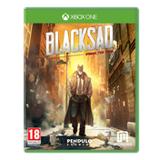 Blacksad Under The Skin Xbox One Game
