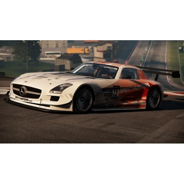 Ex-Display Need For Speed NFS Shift 2 Unleashed Game PC - Image 2