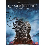 Game of Thrones: The Complete Series - Seasons 1-8 DVD