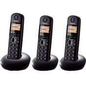 Panasonic KXTGB213EB Trio Digital Cordless Telephone UK Plug