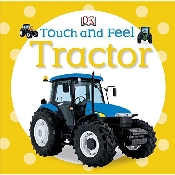 Tractor by DK (Board book, 2012)
