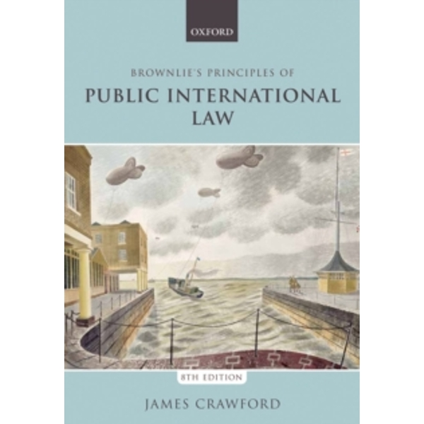 Brownlie's Principles of Public International Law by James Crawford (Paperback, 2012)