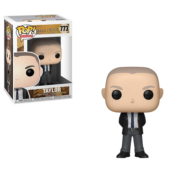 Taylor (Billions) Funko Pop! Vinyl Figure #773