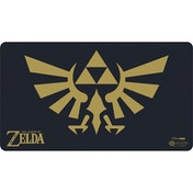 Ultra Pro The Legend of Zelda Black & Gold Playmat