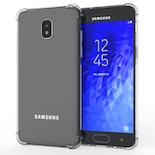 CASEFLEX SAMSUNG GALAXY J3 (2018) ALPHA TPU GEL - CLEAR