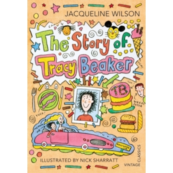 The Story of Tracy Beaker by Jacqueline Wilson (Paperback, 2013)