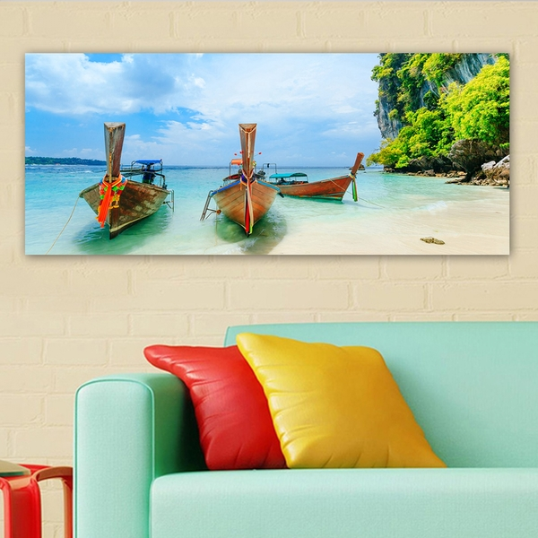 YTY103631733921_50120 Multicolor Decorative Canvas Painting