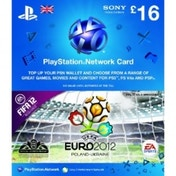 16 Playstation Network Card PSN UK PS3