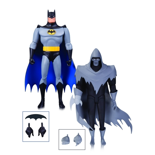 DC Comics Batman Mask of the Phantasm Batman and Phantasm 2-Pack Action Figure