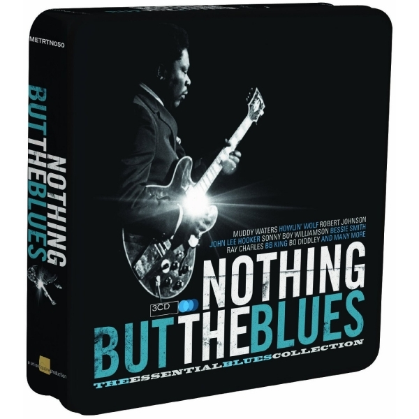 Various Artists - Nothing But the Blues CD