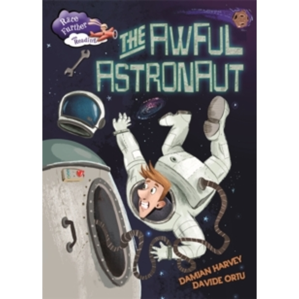 Race Further with Reading: The Awful Astronaut