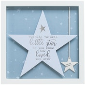 Said with Sentiment Star Frames Twinkle Twinkle