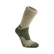 Bridgedale Hike Midweight Merino Endurance Original Mens Green - Large