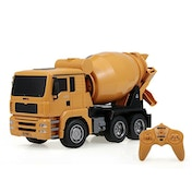 HUINA 1:18 6 Channel 2.4G RC Mixer Truck