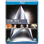 Star Trek 1 The Motion Picture Blu-ray