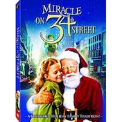 Christmas Carol/Miracle On 34th Street/Sound Of Music/Chitty Chitty Bang Bang DVD