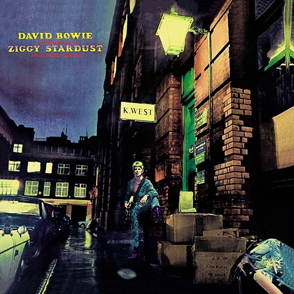 David Bowie - The Rise And Fall Of Ziggy Stardust And The Spiders From Mars Vinyl