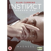 Instinct - Season 1 DVD