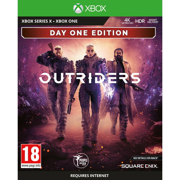 Outriders Day One Edition Xbox One Game