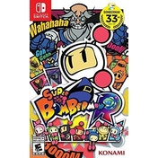 Super Bomberman R Nintendo Switch Game