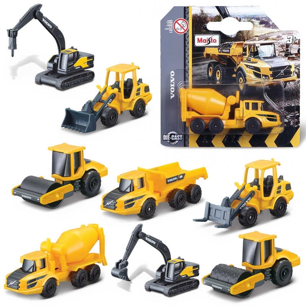 Volvo Construction Toy Vehicle