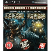 BioShock Ultimate Rapture Edition Game PS3