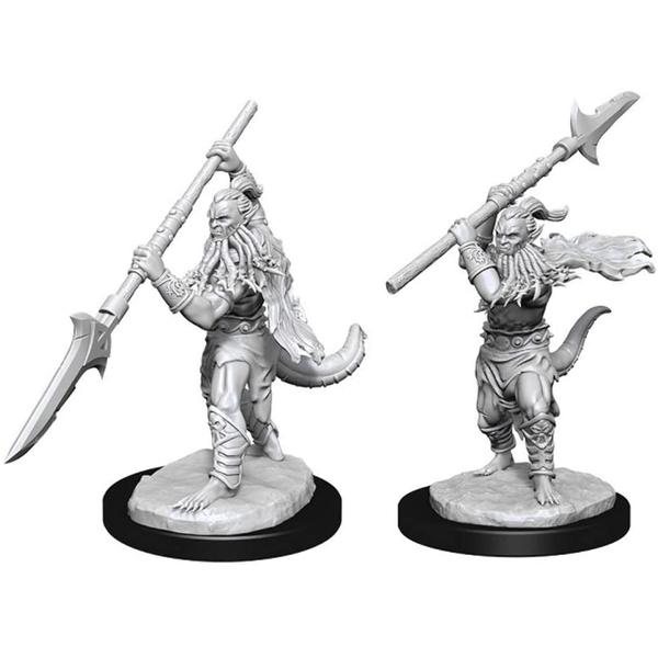 D&D Nolzur's Marvelous Unpainted Miniatures (W13) Bearded Devils