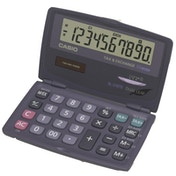 Casio SL210TE-SA 10 Digit Folding Pocket Calculator
