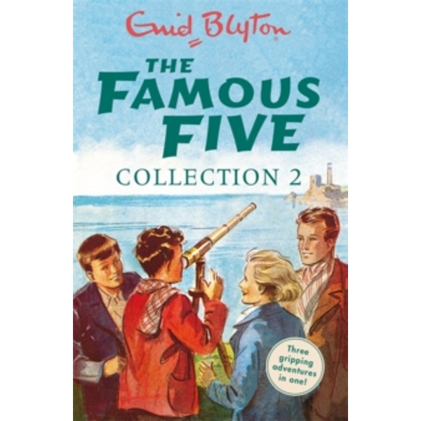 The Famous Five Collection 2 : Books 4-6