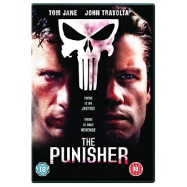 The Punisher (2012) DVD
