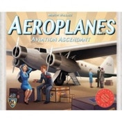 Aeroplane Aviation Ascendant Board Game