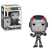 Purge Suit Rick (Rick and Morty S6) Funko Pop! Vinyl Figure #566