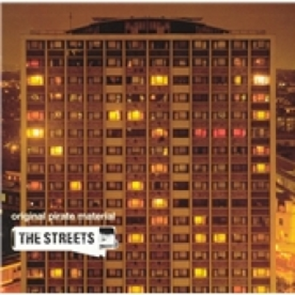 The Streets Original Pirate Material CD