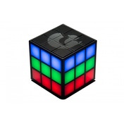 Goodmans GBTSPKCUBE LED Bluetooth Cube Speaker