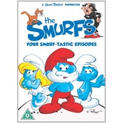 The Smurfs - Four Smurf-tastic Episodes DVD