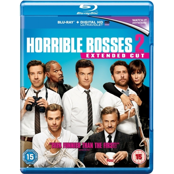 Horrible Bosses 2 (Extended Cut) Blu-ray
