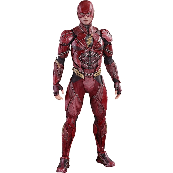 Flash (Justice League Movie) Hot Toys Masterpiece 30cm Figure