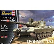 Leopard 1A1 1:35 Revell Model Kit