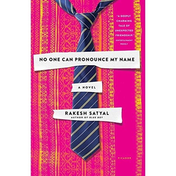 NO ONE CAN PRONOUNCE MY NAME  Paperback 2018