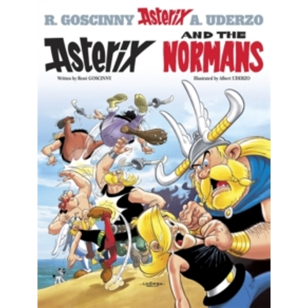 Asterix and the Normans: Album 9 by Rene Goscinny (Hardback, 2004)